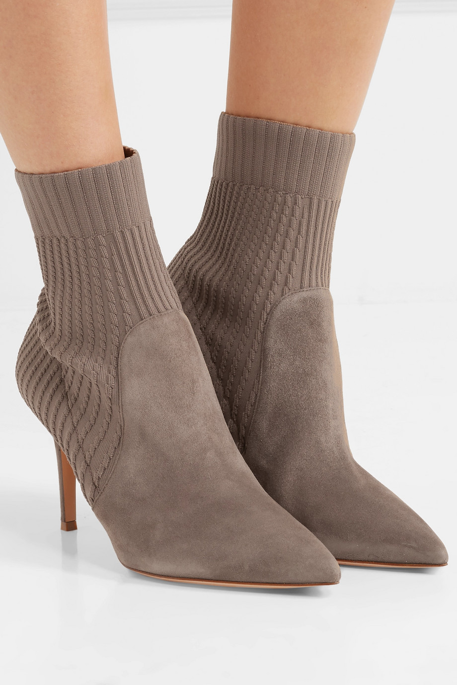 Sock Ankle Boots Gianvito Rossi buy Sock Ankle Boots Gianvito Rossi internet shop