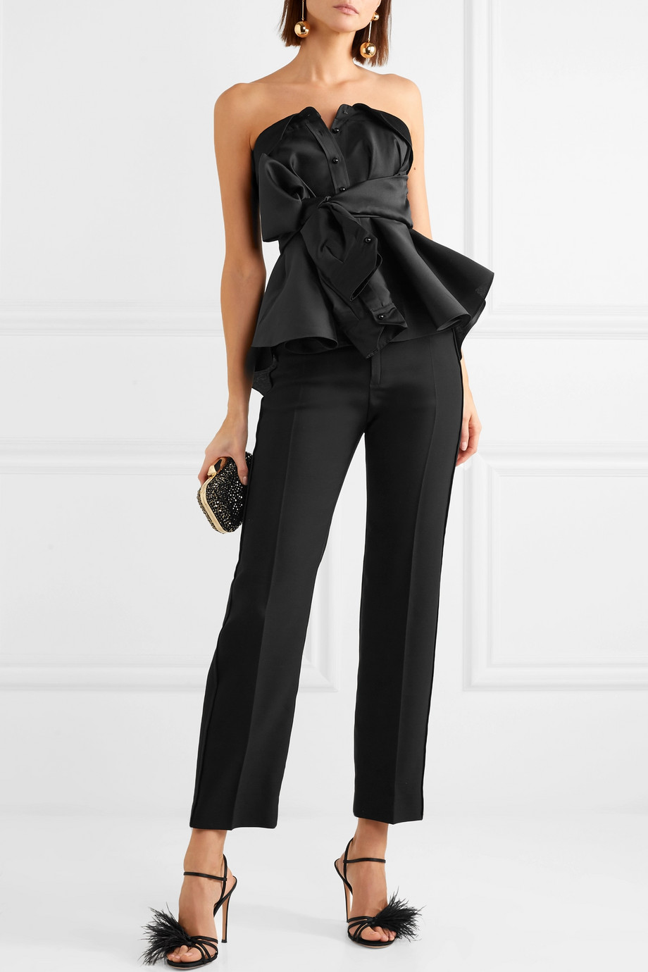 Satin blouse Alexis Mabille buy Satin blouse Alexis Mabille internet shop