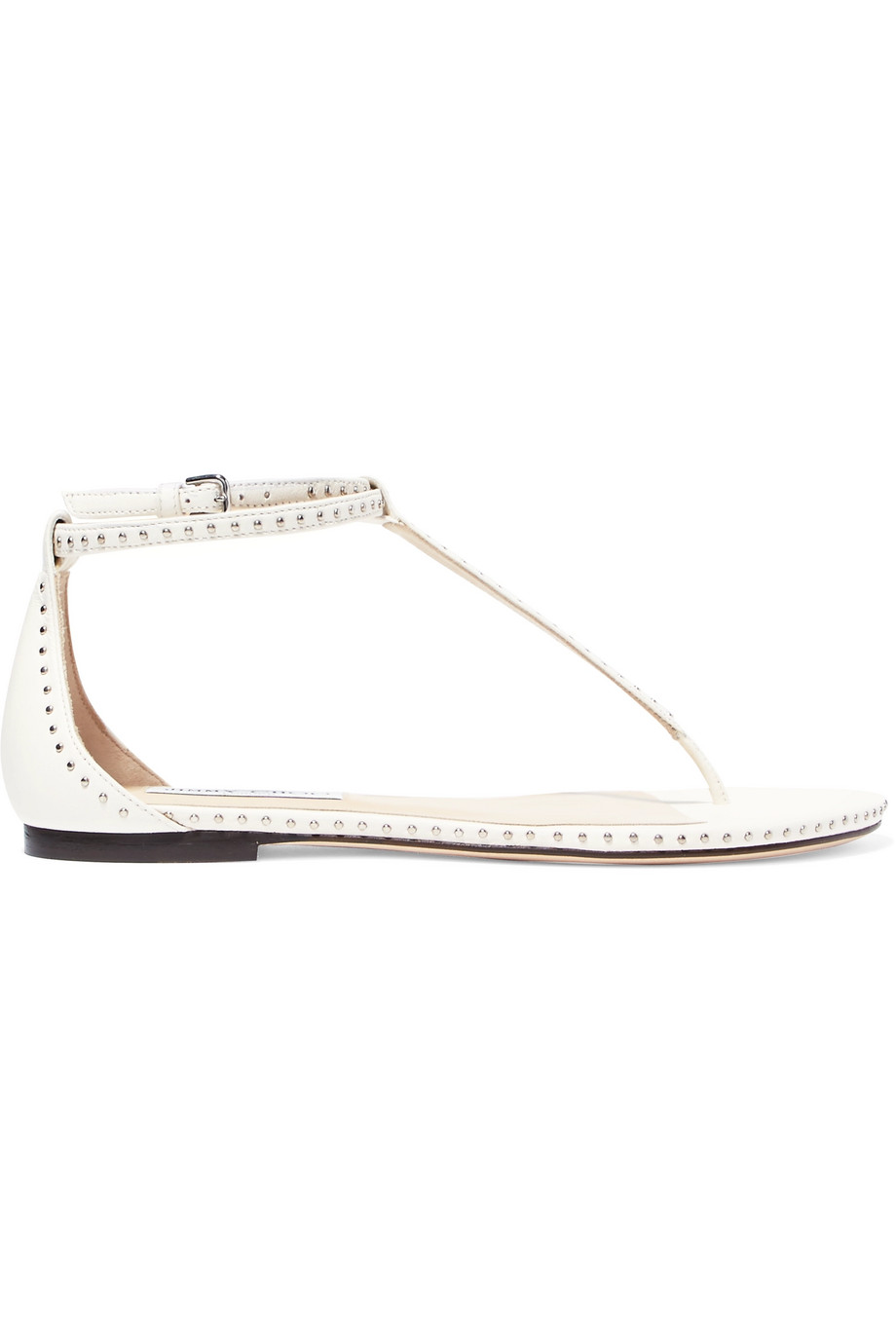 Leather sandals Jimmy Choo buy Leather sandals Jimmy Choo internet shop