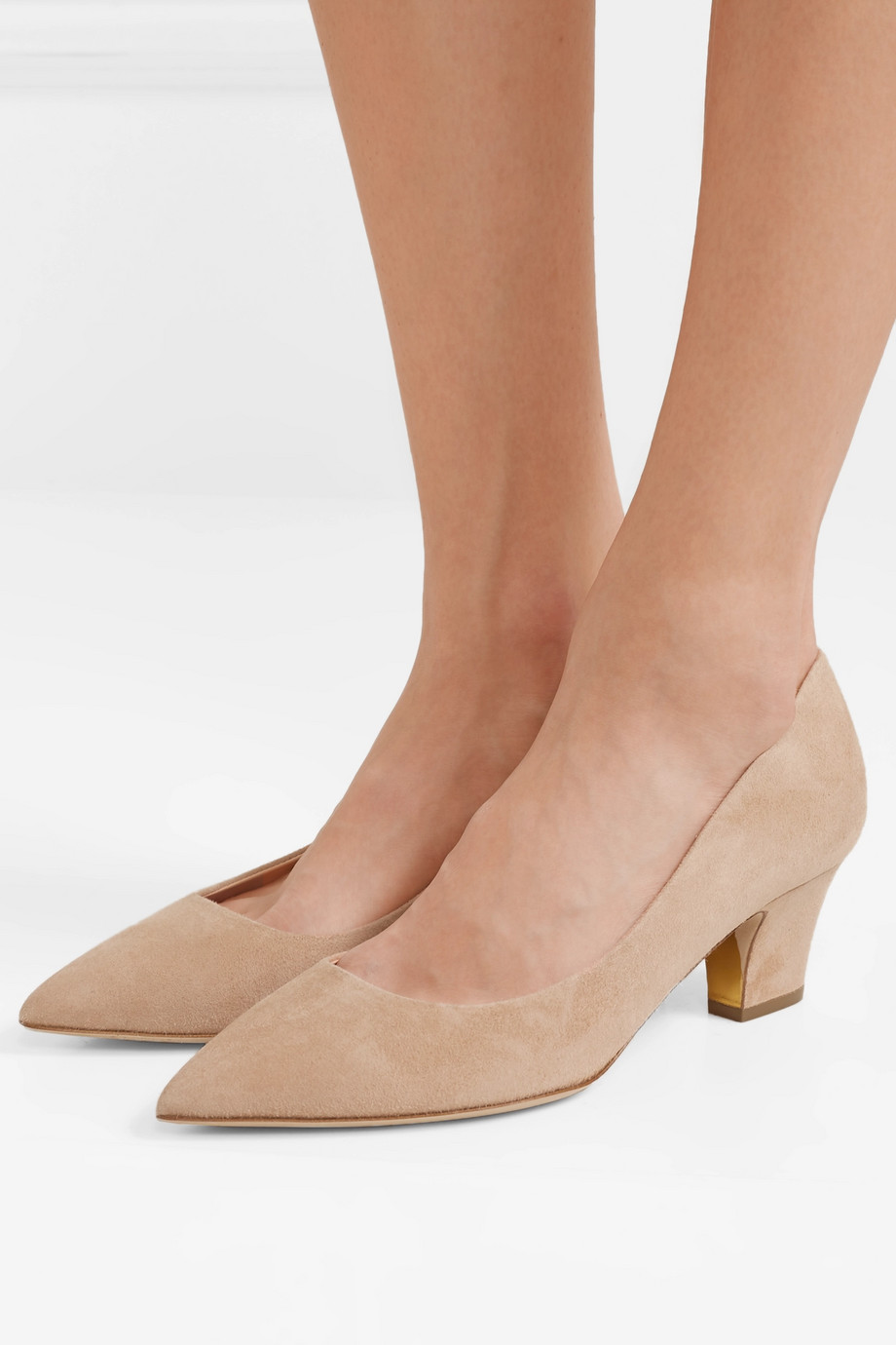 Suede pumps Rupert Sanderson buy Suede pumps Rupert Sanderson internet shop