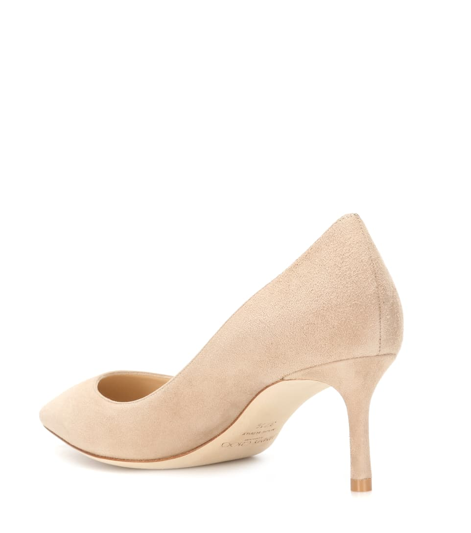 Suede pumps Jimmy Choo buy Suede pumps Jimmy Choo internet shop
