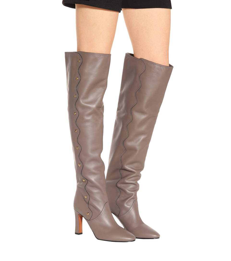 Over-the-knee boots Chloé buy Over-the-knee boots Chloé internet shop