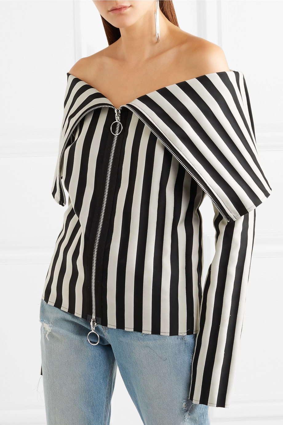 Satin blouse Marques' Almeida buy Satin blouse Marques' Almeida internet shop