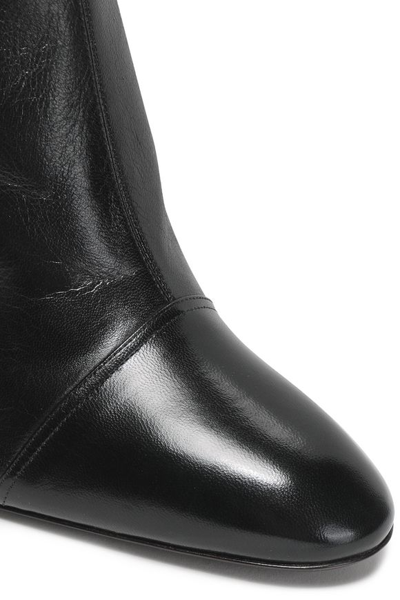 Leather Boots MARC JACOBS buy Leather Boots MARC JACOBS internet shop