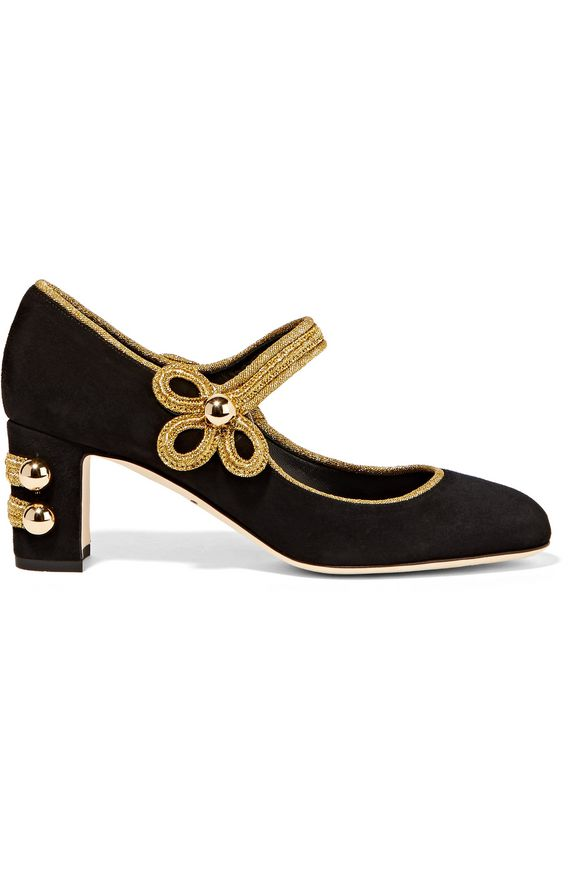Suede pumps Dolce & Gabbana buy Suede pumps Dolce & Gabbana internet shop