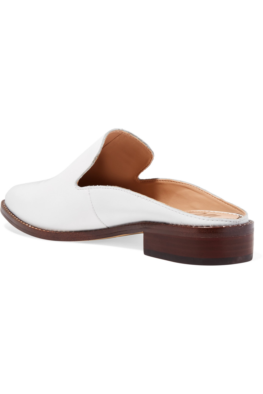 Leather slippers Sam Edelman buy Leather slippers Sam Edelman internet shop