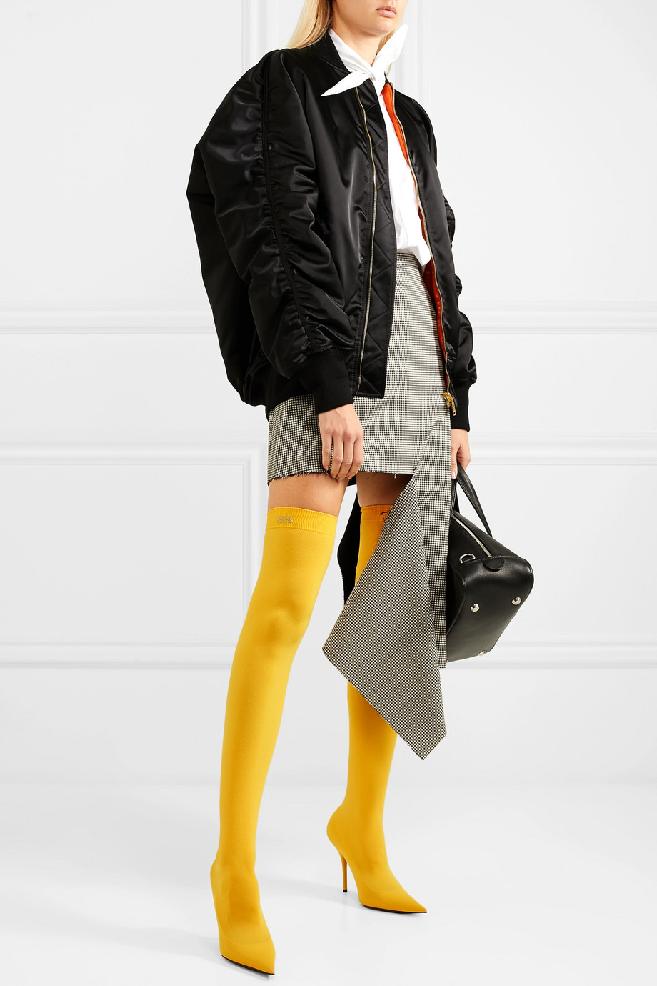 Over-the-knee boots Balenciaga buy Over-the-knee boots Balenciaga internet shop
