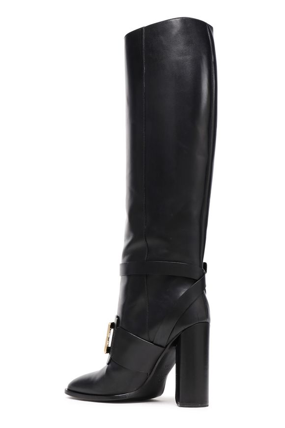 Leather Boots Roger Vivier buy Leather Boots Roger Vivier internet shop