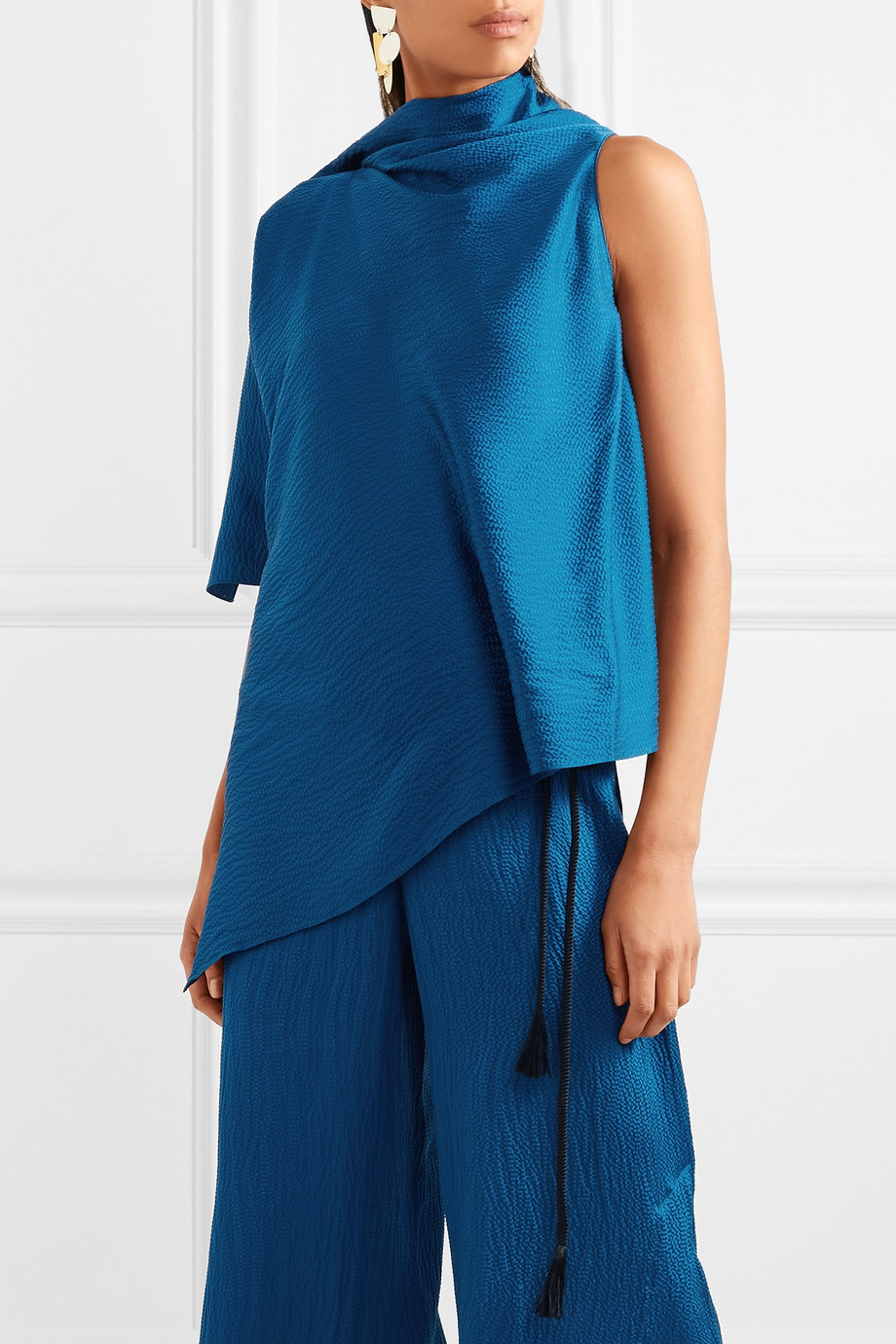 Satin blouse Roland Mouret buy Satin blouse Roland Mouret internet shop