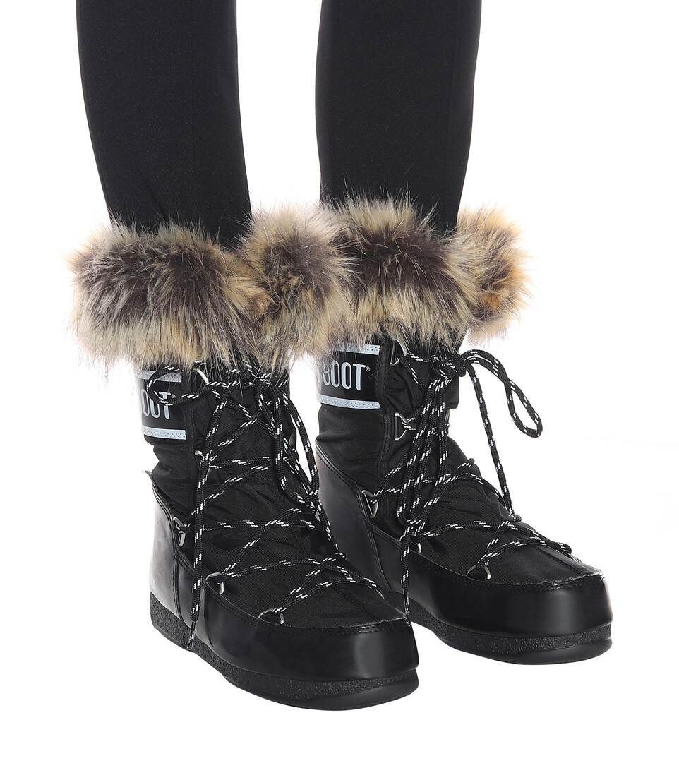 fur boots Moon Boot buy fur boots Moon Boot internet shop