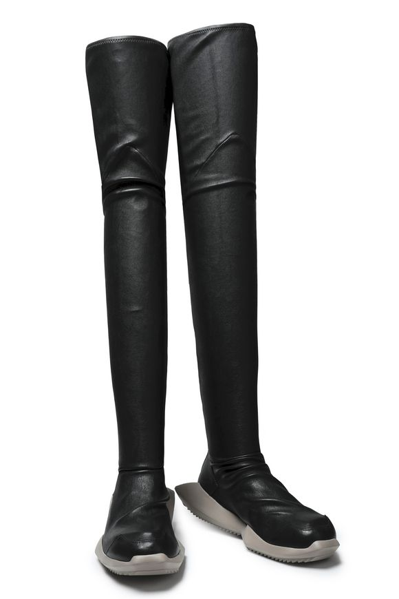 Over-the-knee boots RICK OWENS x ADIDAS buy Over-the-knee boots RICK OWENS x ADIDAS internet shop