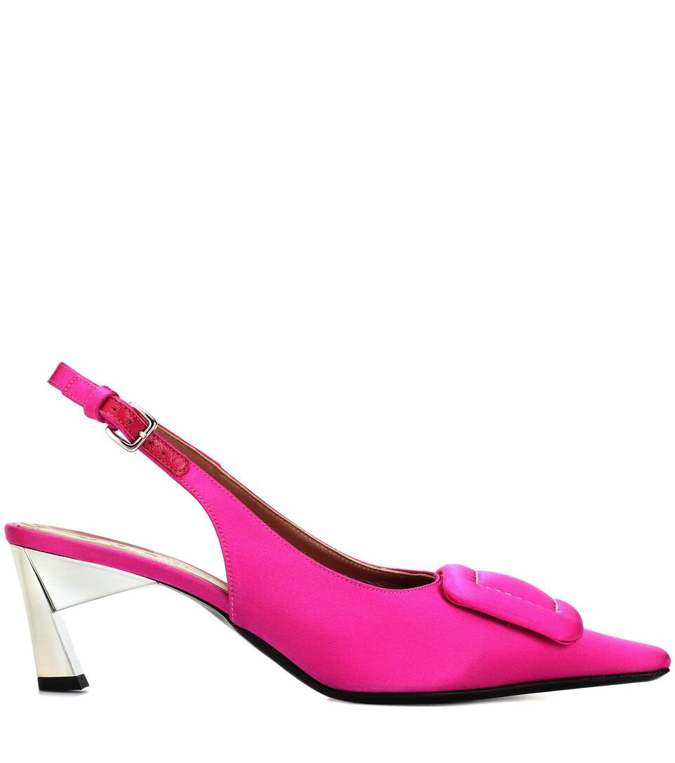 pumps satin Marni buy pumps satin Marni internet shop