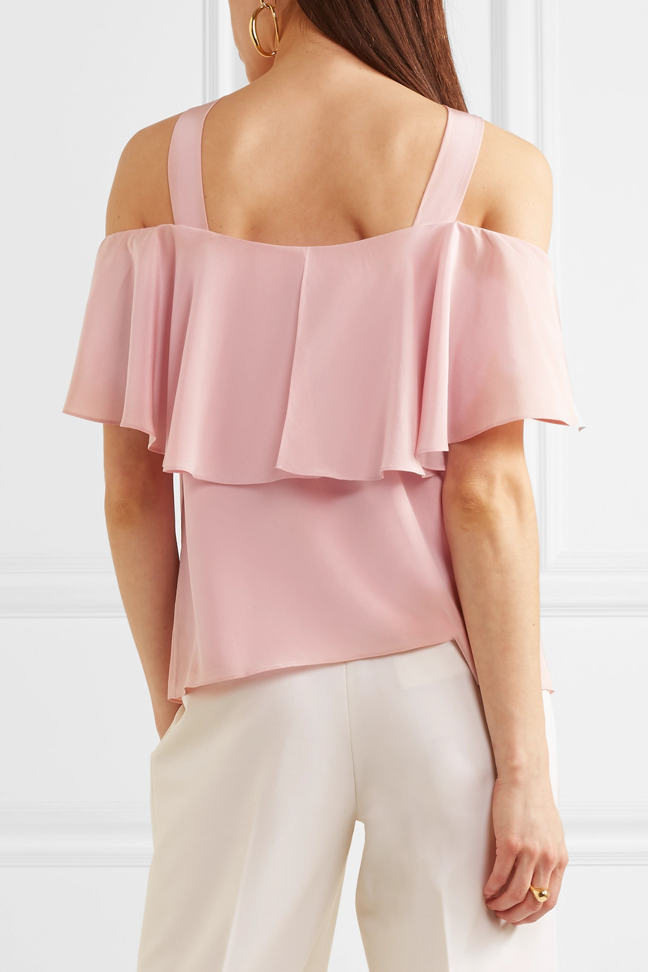 Silk blouse Temperley London buy Silk blouse Temperley London internet shop
