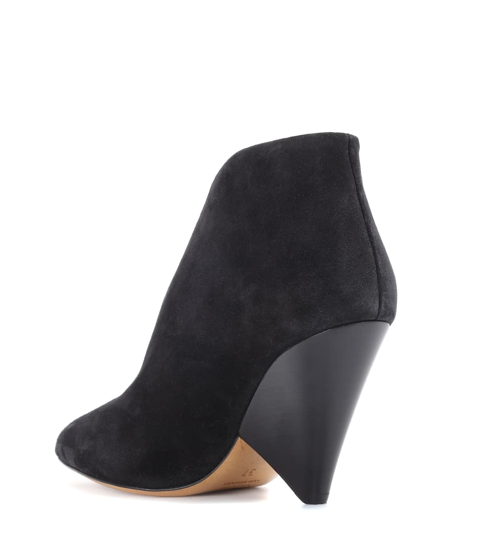Suede pumps Isabel Marant buy Suede pumps Isabel Marant internet shop