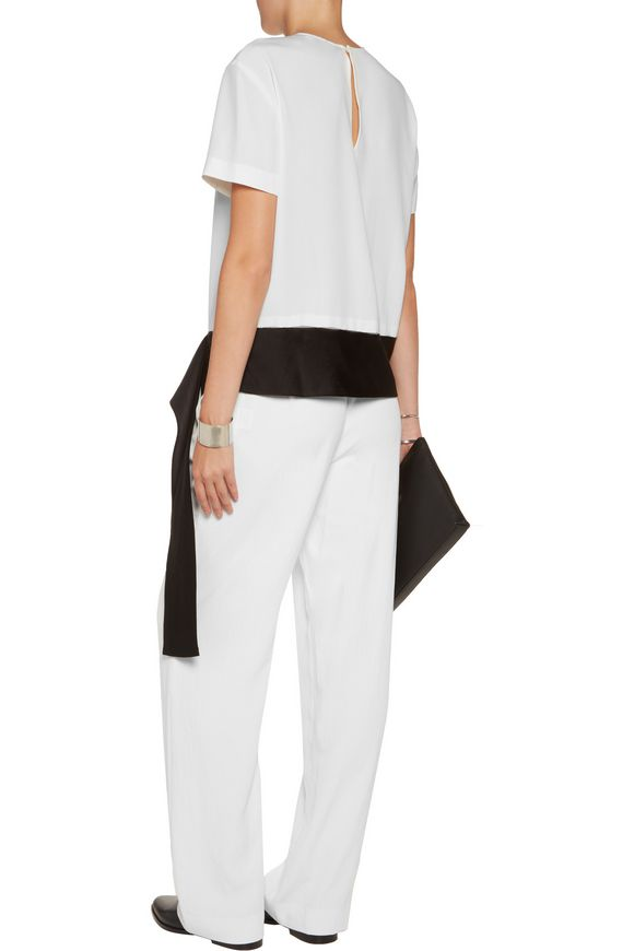 Satin blouse DKNY buy Satin blouse DKNY internet shop