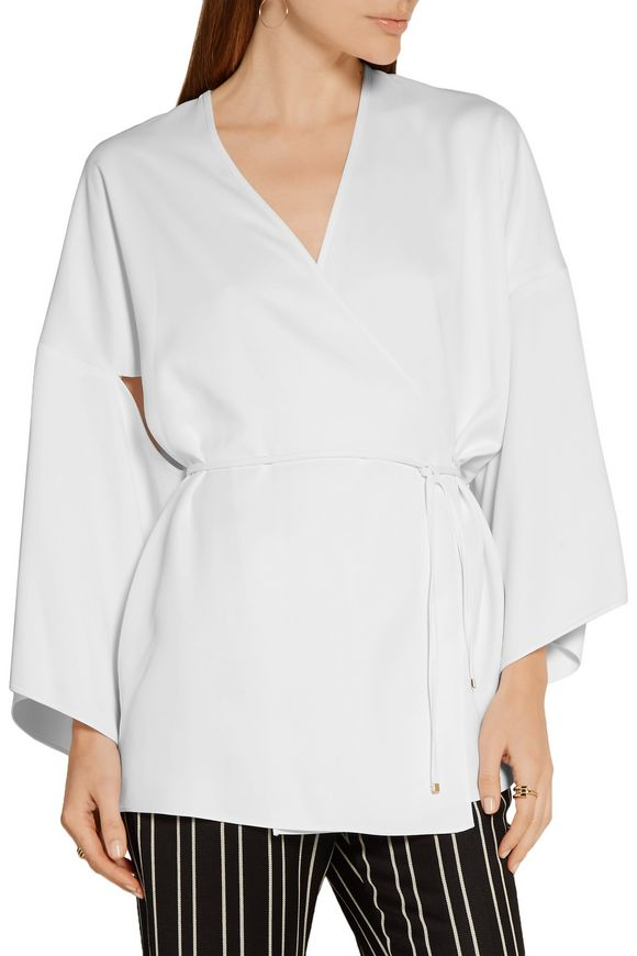 Satin blouse Rosetta Getty buy Satin blouse Rosetta Getty internet shop