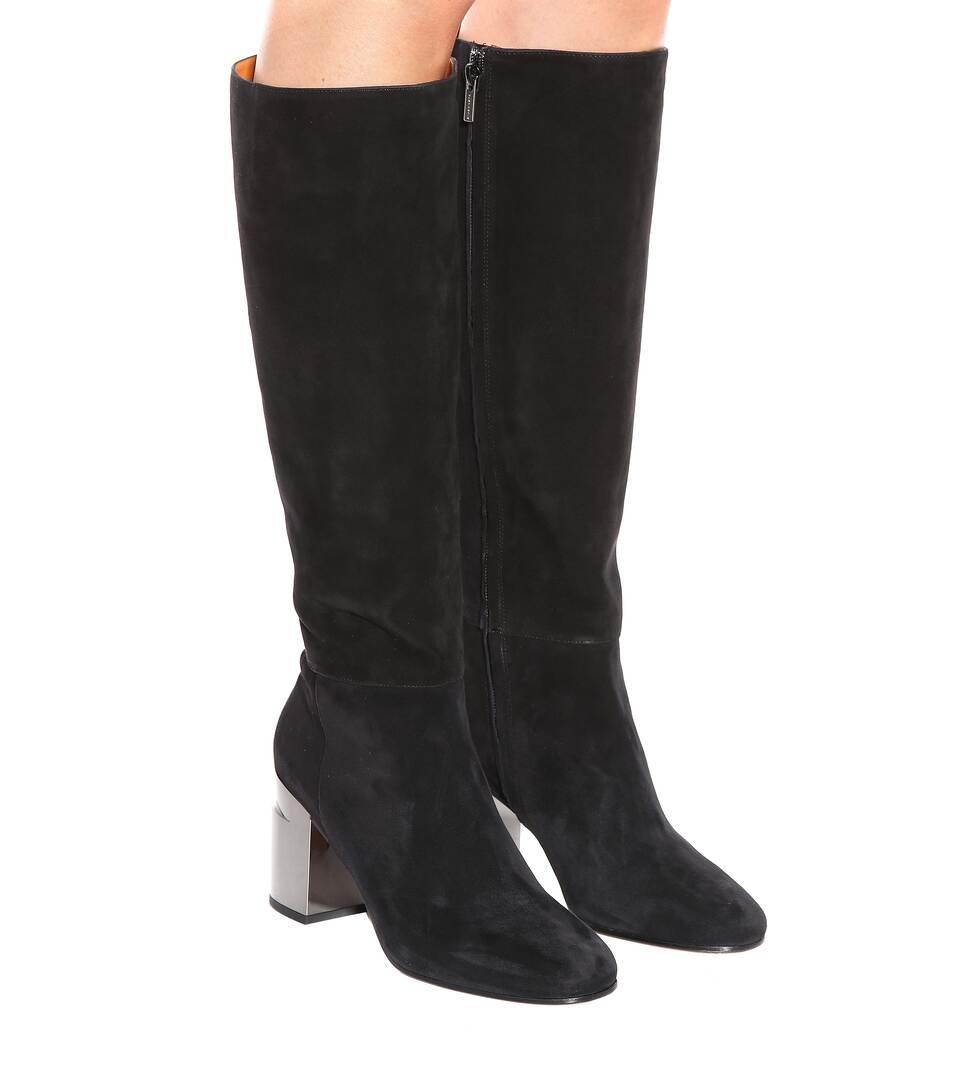 Suede Boots Clergerie buy Suede Boots Clergerie internet shop