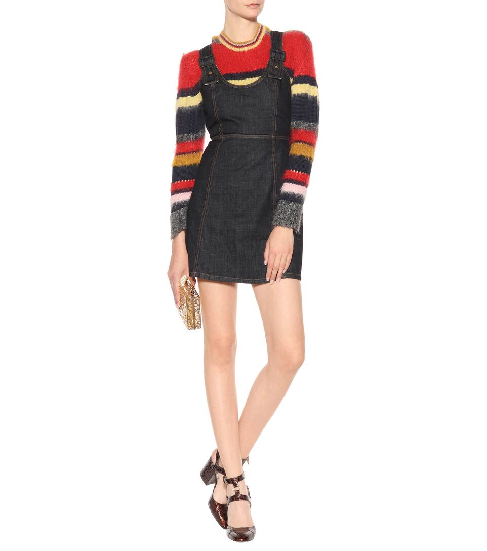 mini dresses ALEXACHUNG buy mini dresses ALEXACHUNG internet shop