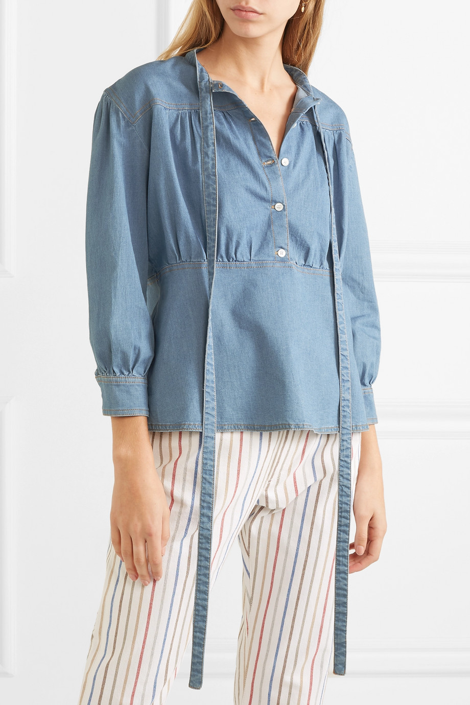 Long sleeved blouse Sonia Rykiel buy Long sleeved blouse Sonia Rykiel internet shop