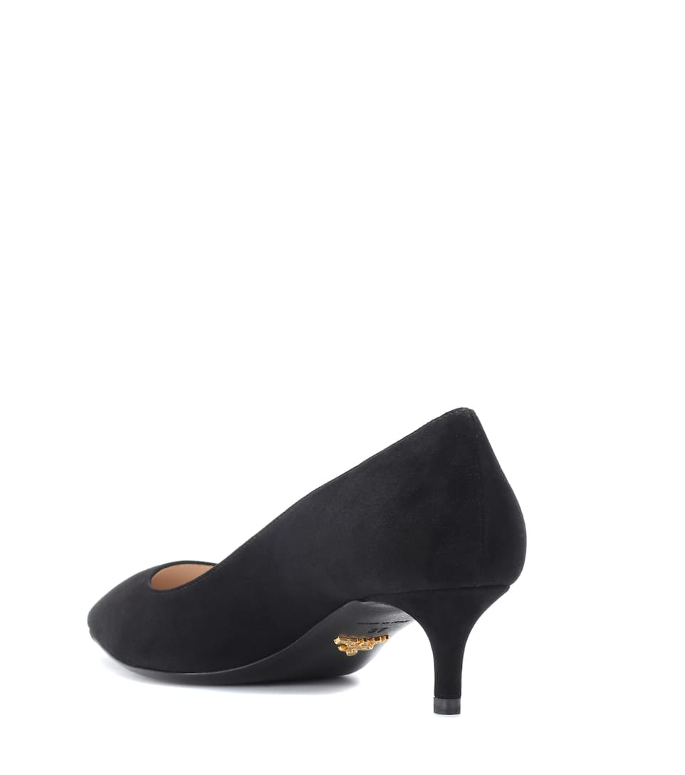Suede pumps Prada buy Suede pumps Prada internet shop