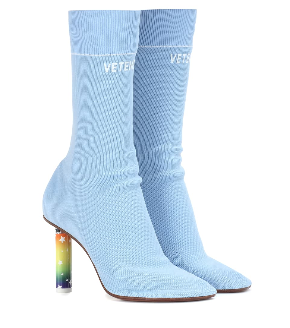 Fabric Boots Vetements buy Fabric Boots Vetements internet shop