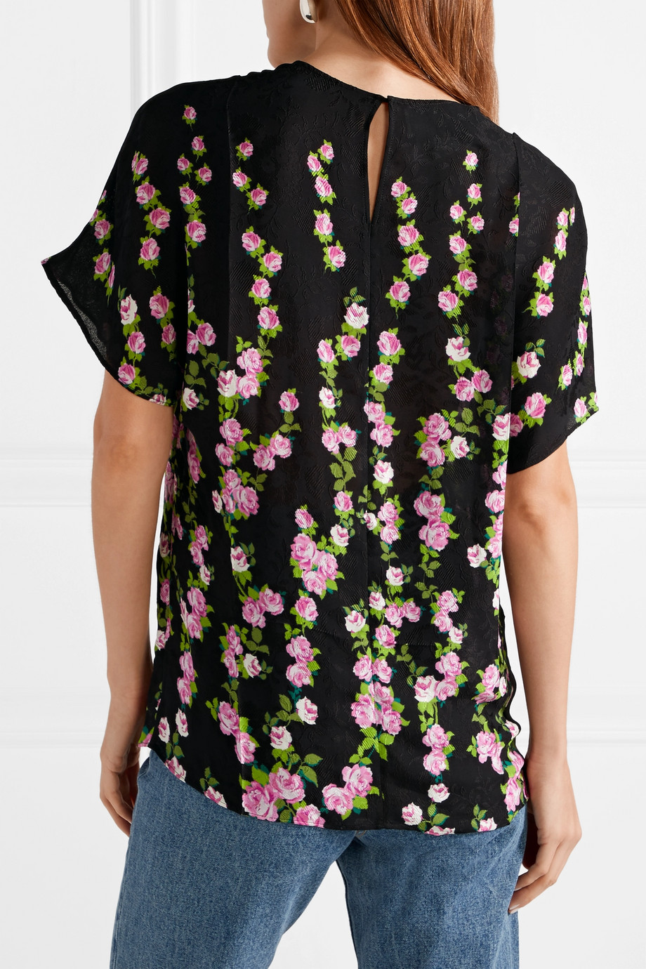 short sleeve blouse Gucci buy short sleeve blouse Gucci internet shop