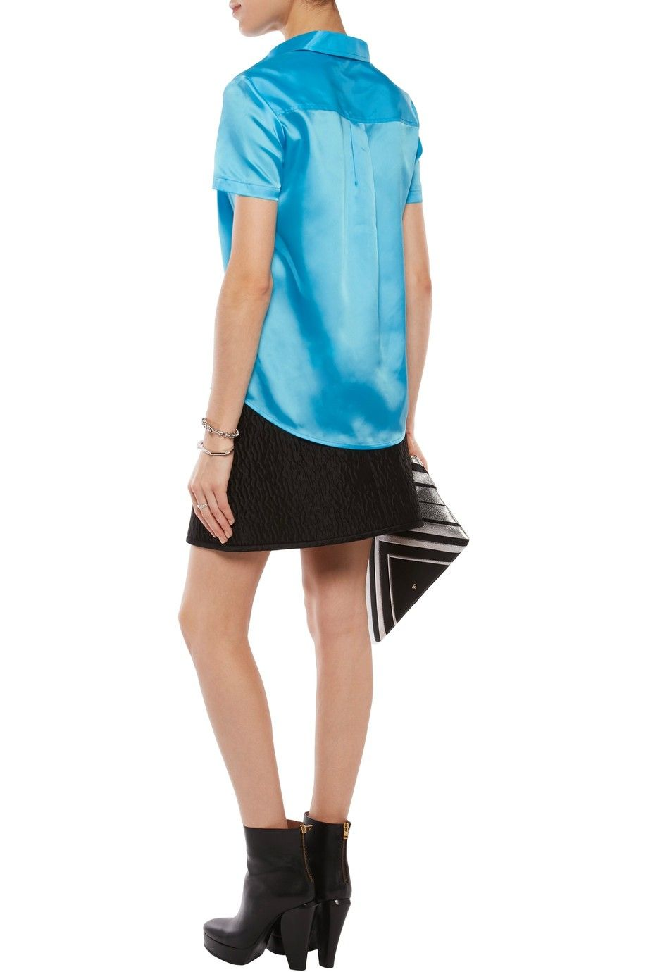 Satin blouse Marc by Marc Jacobs buy Satin blouse Marc by Marc Jacobs internet shop