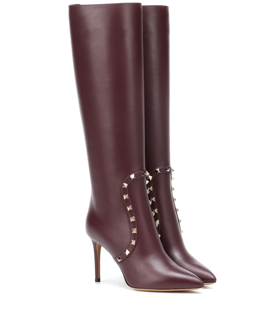Over-the-knee boots Valentino buy Over-the-knee boots Valentino internet shop