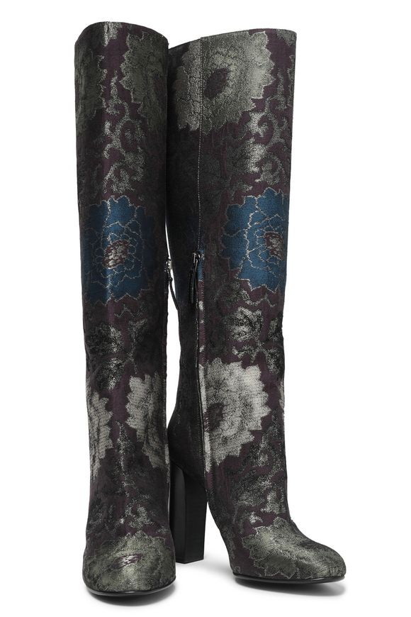 Over-the-knee boots Etro buy Over-the-knee boots Etro internet shop
