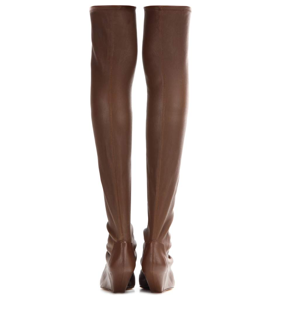 Over-the-knee boots Rick Owens buy Over-the-knee boots Rick Owens internet shop