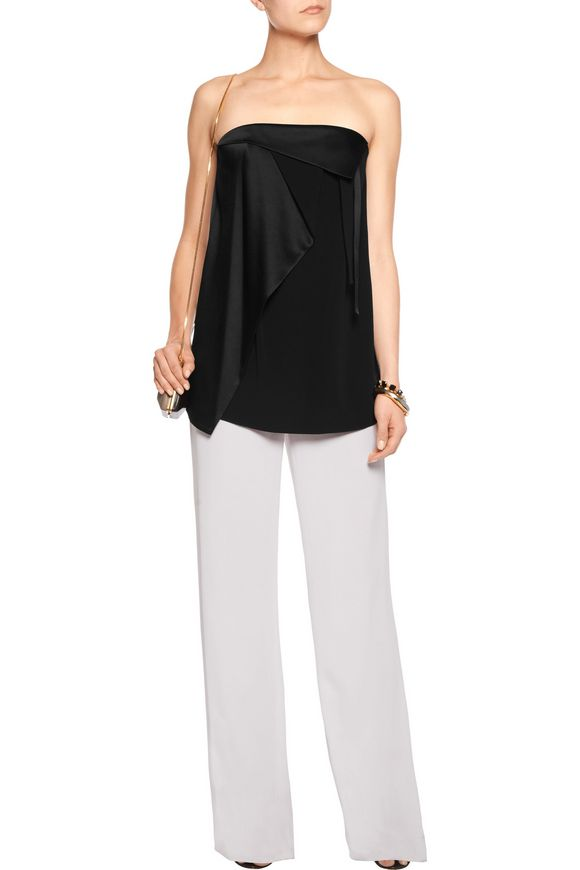 Satin blouse Halston Heritage buy Satin blouse Halston Heritage internet shop