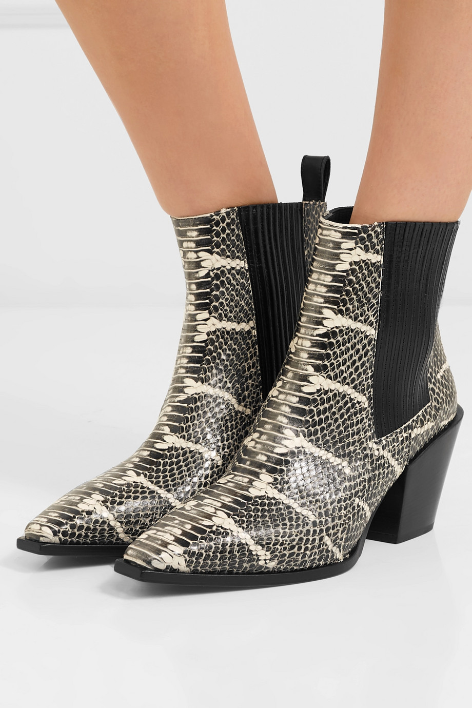 Ankle boots decorated aeydē buy Ankle boots decorated aeydē internet shop