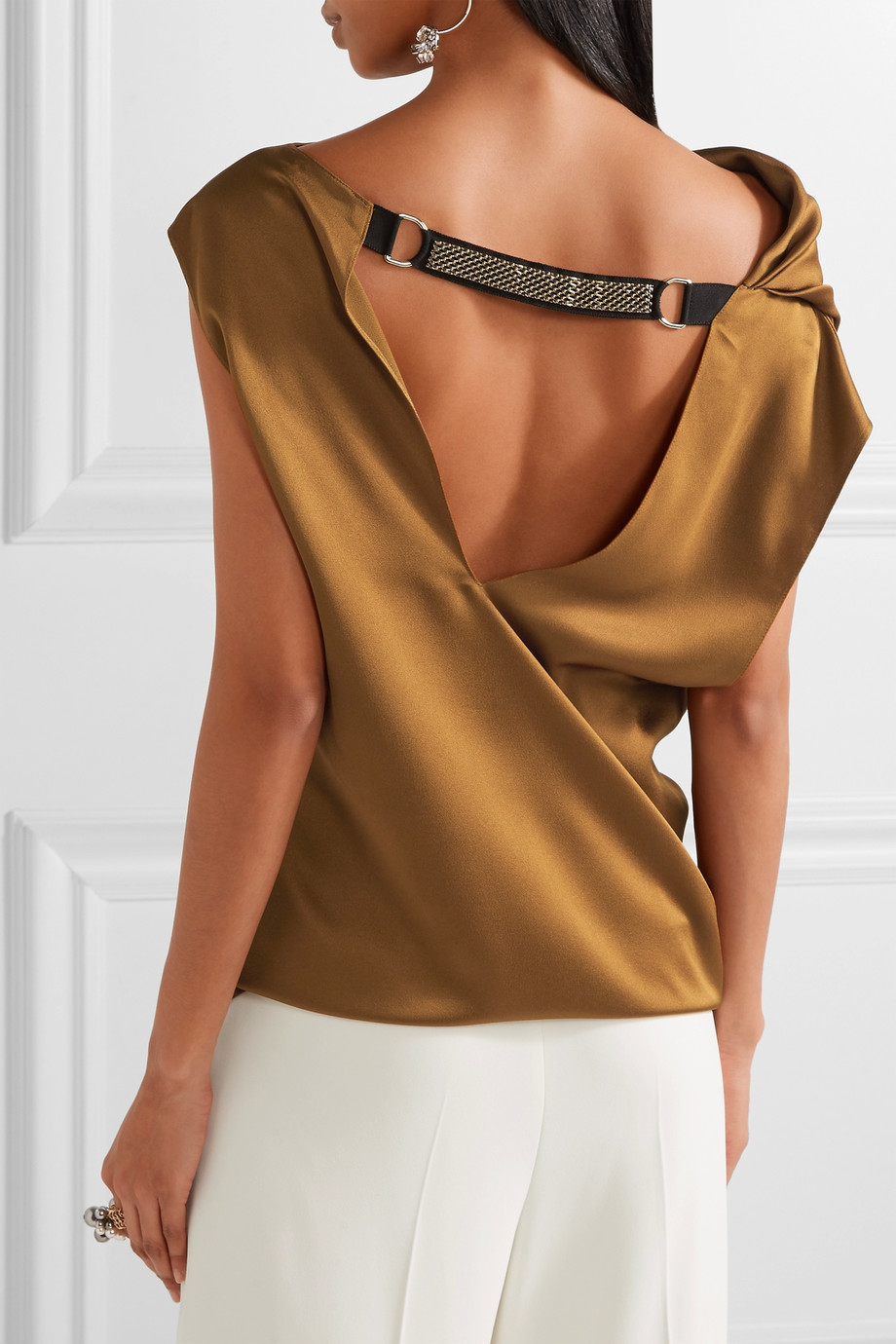 Satin blouse Lanvin buy Satin blouse Lanvin internet shop