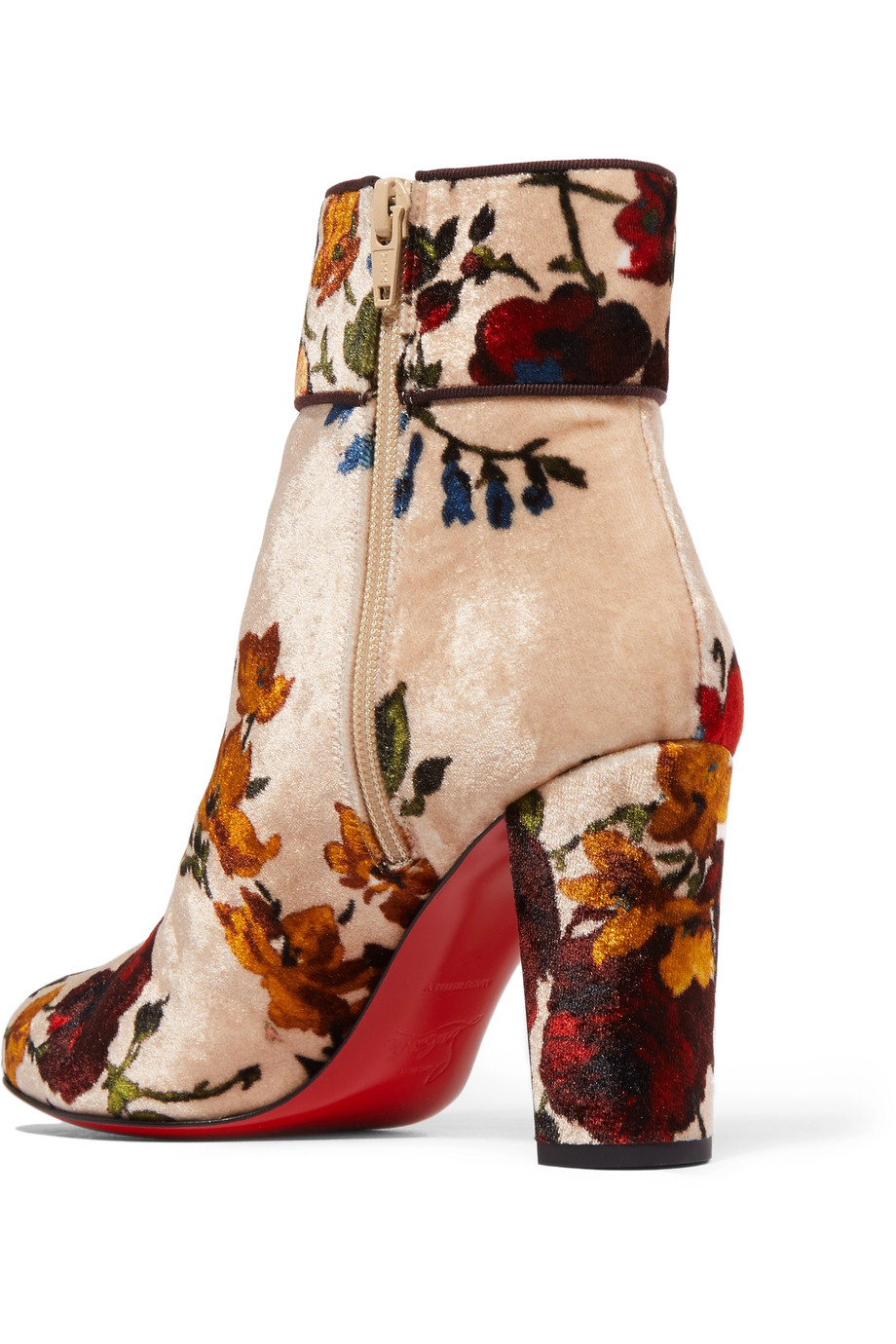 Ankle boots decorated Christian Louboutin buy Ankle boots decorated Christian Louboutin internet shop