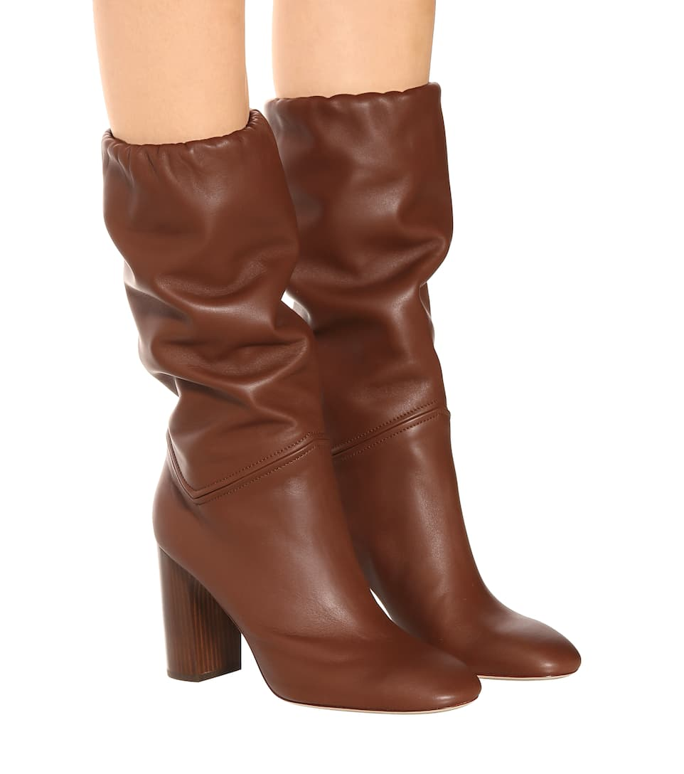Leather Boots Loro Piana buy Leather Boots Loro Piana internet shop