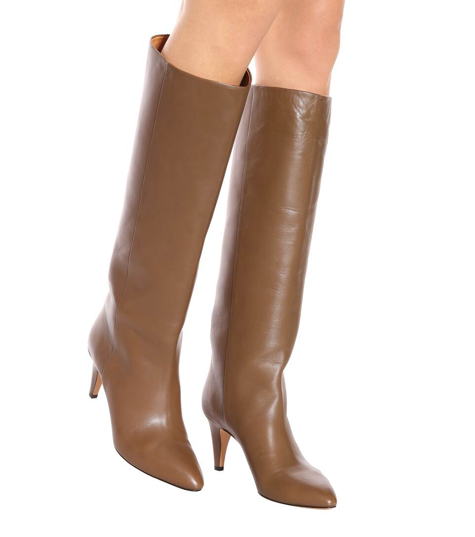 Leather Boots Isabel Marant buy Leather Boots Isabel Marant internet shop