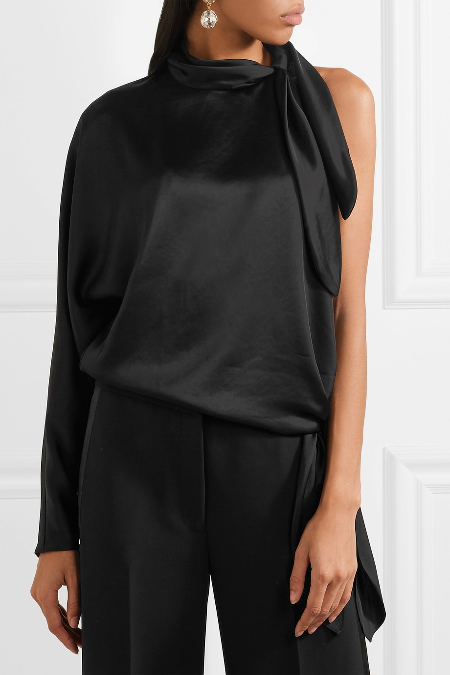 Satin blouse Diane Von Furstenberg buy Satin blouse Diane Von Furstenberg internet shop