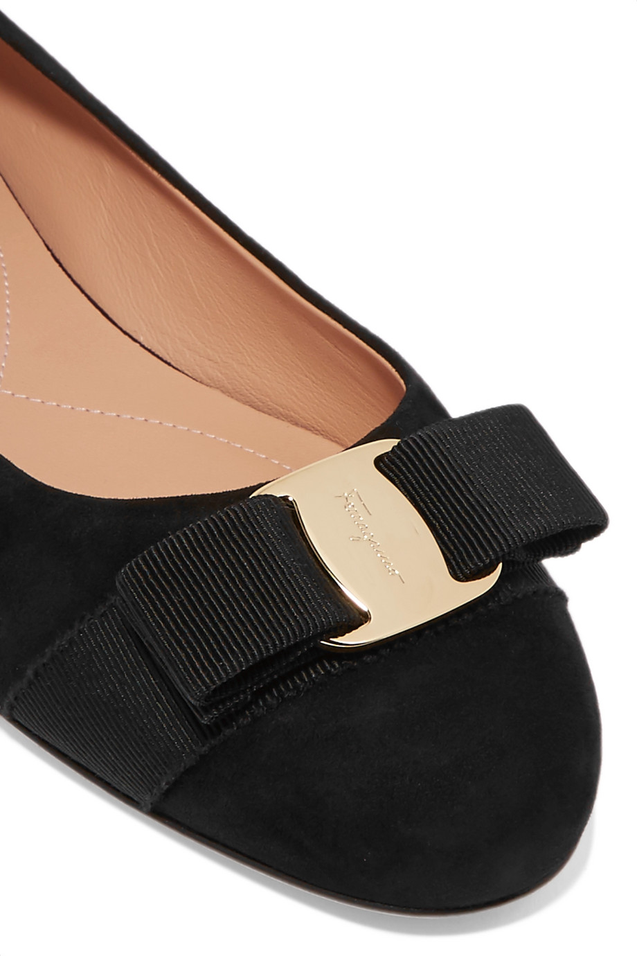 Suede ballerinas Salvatore Ferragamo buy Suede ballerinas Salvatore Ferragamo internet shop