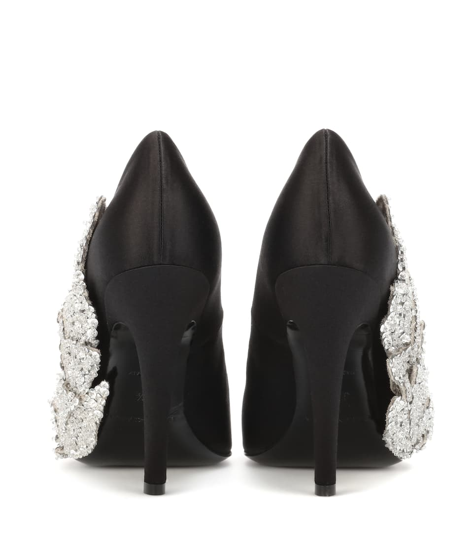 pumps satin Balenciaga buy pumps satin Balenciaga internet shop