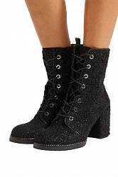 Fabric Ankle Boots Stuart Weitzman buy Fabric Ankle Boots Stuart Weitzman internet shop