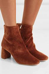 Suede ankle boots Loeffler Randall buy Suede ankle boots Loeffler Randall internet shop