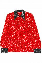 Crepe de chine blouse Miu Miu buy Crepe de chine blouse Miu Miu internet shop