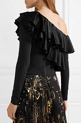 Satin blouse Alice+Olivia buy Satin blouse Alice+Olivia internet shop