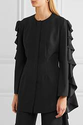 Satin blouse Sara Battaglia buy Satin blouse Sara Battaglia internet shop
