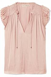 Satin blouse Ulla Johnson buy Satin blouse Ulla Johnson internet shop