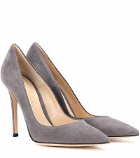 Suede pumps Gianvito Rossi buy Suede pumps Gianvito Rossi internet shop