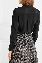 Crepe de chine blouse J.Crew buy Crepe de chine blouse J.Crew internet shop
