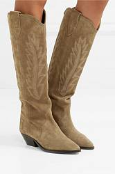Suede Boots Isabel Marant buy Suede Boots Isabel Marant internet shop