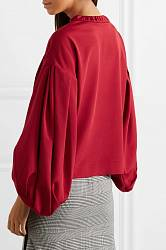 Satin blouse Hellessy buy Satin blouse Hellessy internet shop