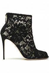 Fabric Ankle Boots Dolce & Gabbana buy Fabric Ankle Boots Dolce & Gabbana internet shop
